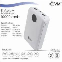 Evm Power Bank 10000 MAH