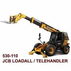 JCB Loadall Rental Service