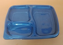 3 C P Meal Tray