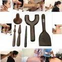 Tok-Sen Massage Tool ( Hammer Massage Tools ) , Wooden Tools Therapy Set