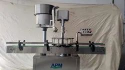 Automatic Pharmaceutical Capping Machine