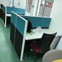 Office Workstation with Pedestal.