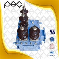 Three Phase Mild Steel 11kV Oil Cooled RVT, Capacity: 100VA, 12kv