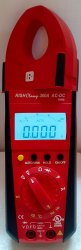 300 A AC&DC Digital Clamp Meters (TRMS)