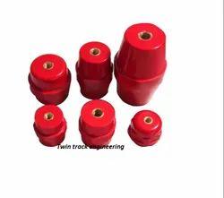 Red Busbar Insulator, For Insulators