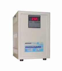 Single Phase Model Name/Number: Pssd 024 Digital Servo Voltage Stabilizer, 140-270 V Ac, 230 V Ac