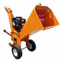 Wood Chipper Cum Shredder
