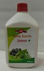 99% Neem Karela Jamun Juice