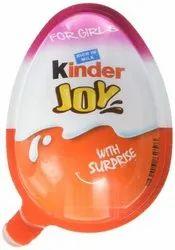 Ball Kinder Joy Chocolates For Girls
