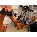 Robotics Training Service