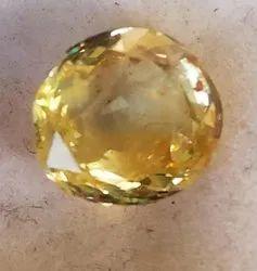 Natural Yellow Sapphire - 3.30 Carat