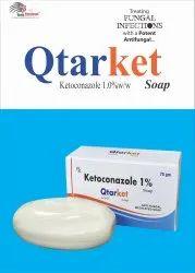 Qtarket Ketoconazole 1% Soap