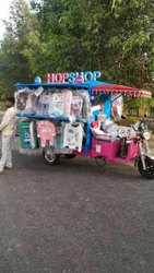 Vehicle Branding Service, in India, Mode Of Advertising: Offline