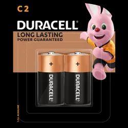 Duracell C Type Alkaline Battery