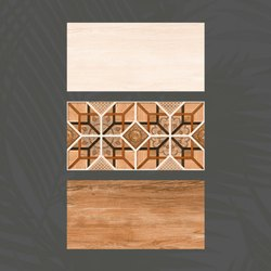 Linum Multicolor 300x600 Mm Bathroom Wall Tile
