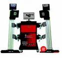 DT-300 3D Wheel Alignment