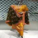 Chanderi Party Wear Ladies Fancy Designer Suit