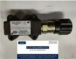 DPRH10S Polyhydron Pressure Relief Valve