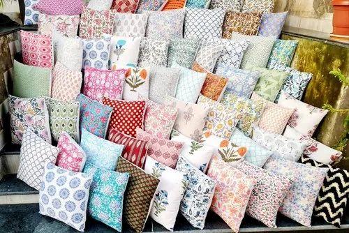 Printed Stylish Cotton Cushion Covers