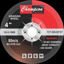 4 X 6MM Brown Grinding Wheel