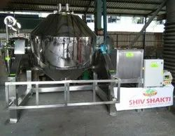 SSDCVD Double Cone Vacuum Dryer