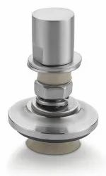 High Grade Good Polish Stainless Steel Fixed Head Routel For Glass Curtain Fittings ARF-06