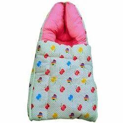 Cotton Baby Sleeping Bag, 3-12 Months