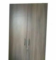 Impetus Brown Wooden Wall Almirah, For Storing Purpose