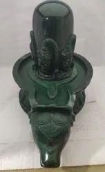 Shivling ( Jaldhari)  Of Green Aventurine