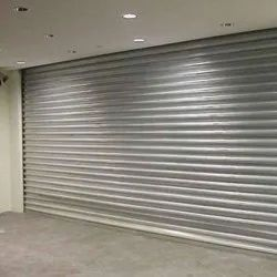 MS Motorized Rolling Shutter