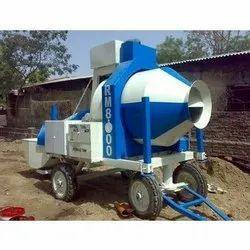 Rm 800 Reversible Concrete Mixers