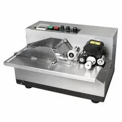 CodTech Motorized Table Top Hot Foil Coder, Capacity: 1200