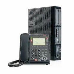 NEC SL2100 EPABX系统,支持的线路数量:40 CO线
