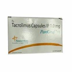 Pangraf 1.0 Mg Capsules