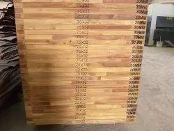 Plain Wood Hardwood Flush Door, For Home