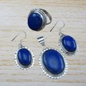925 Sterling Silver Rainbow Moonstone Jewelry Sets