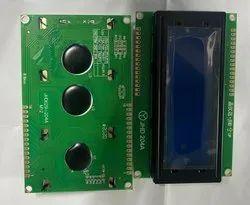 20X4 LCD DISPLAY BLUE JHD
