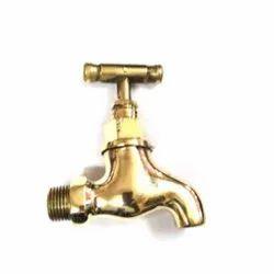 KM Water 15 Mm Brass Bib Tap