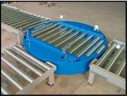 Power Roller Turn Table