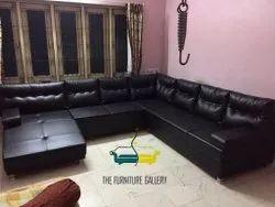 U Shape Sofa Set, Seating Capacity: 8 Seater