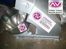 Stainless Steel Atta Dough Kneading Machine (10 Kg)