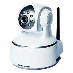Wireless Ip Cctv Cameras, Sensor: CMOS