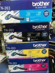 Brother Toner Cartridge TN263 ( Black, Yellow, Magenta, Cyan)