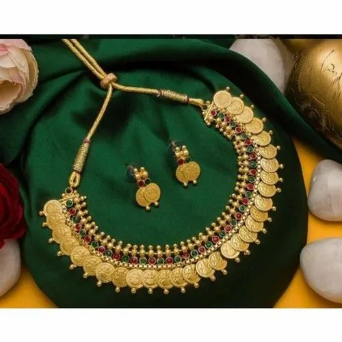Designs 40 grams gold necklace Buy Gold