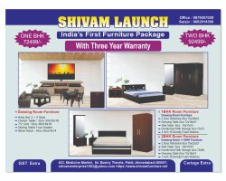 Residence Two BHK Furniture