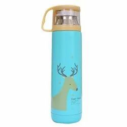 Husker Hot and Cold Stainless Steel Thermos