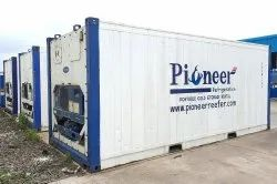 Portable Cold Storage Container On Rent
