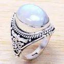Turquoise Gemstone 925 Sterling Silver Jewelry Designer Men Ring
