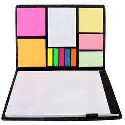 Daluci Memo Notebook With Sticky Notes