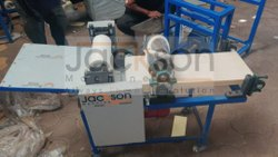Small Papad Making Machine, Production Capacity: 0-40 Kg/Day